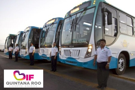 Turicun - Transporte Oficial del DIF Q.Roo